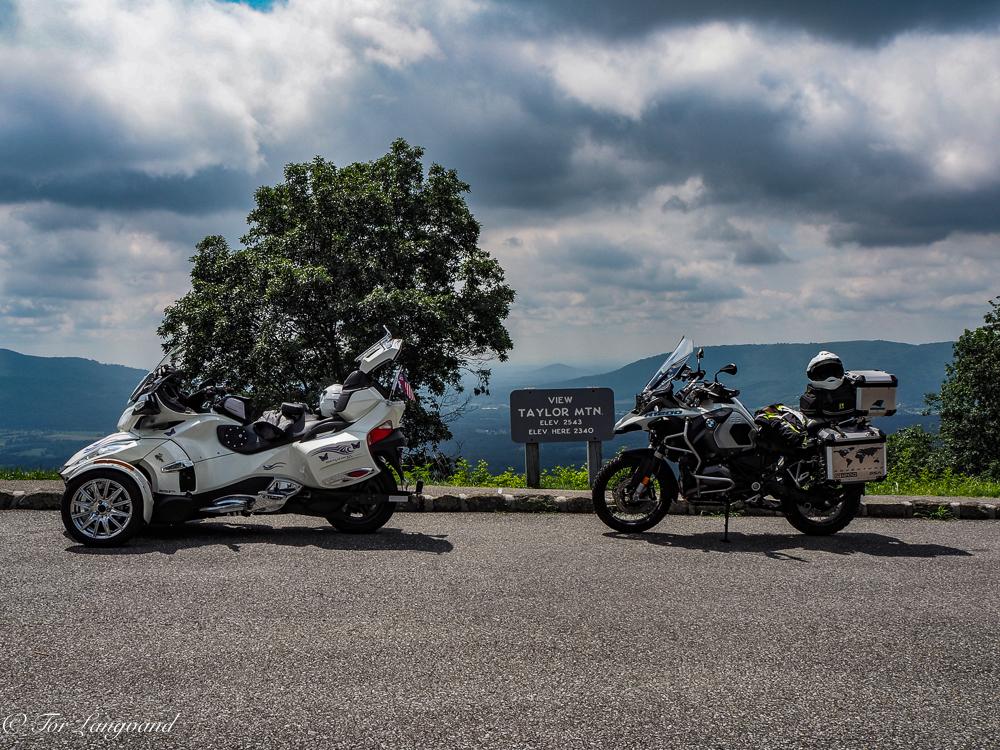 Blue Ridge Parkway, VA