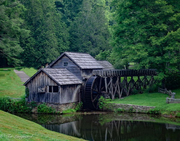 Mabry Mill, Blueridge Parkway, VA