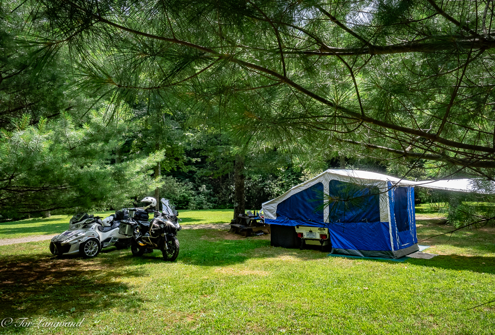 Willville Motorcycle Camp